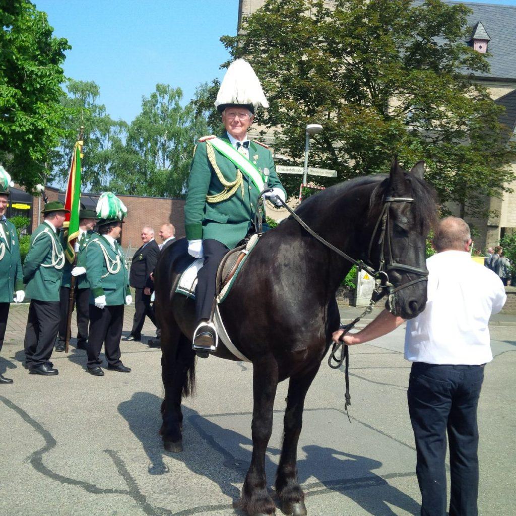 Josef Overhoff Pferd