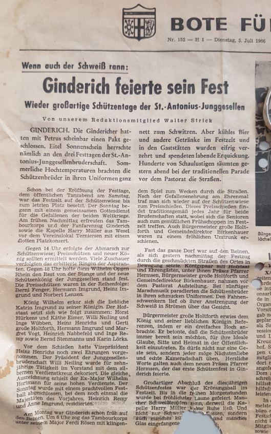 Schützenfest 1966 II sml